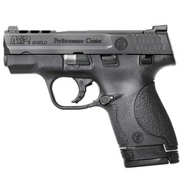 Smith & Wesson Smith & Wesson M&P 9 Shield Performance Center Ported Night Sights 9mm 1-7rd, 1-8rd