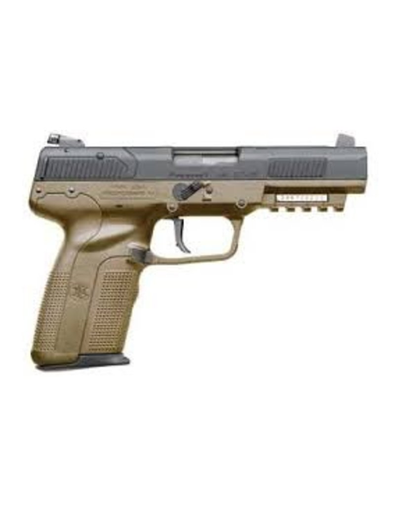 FNH FNH USA Five-SeveN 5.7x28 FDE 3-15rd Altered