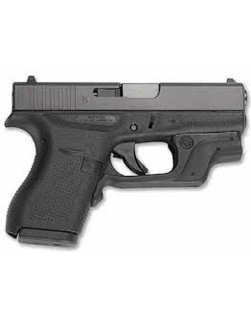 "Glock Glock G43 G3 9mm 6+1 3.39"" Laser Fs Crimson Trace Laserguard <br /> Lipsey Exclusive"