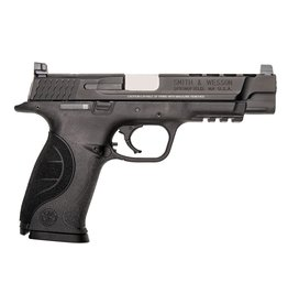"Smith & Wesson Smith & Wesson M&P9 Performance Center 9mm 5"" Ported 2-15rd Alter Adjustable Trigger USED"