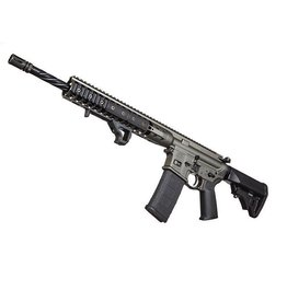 LWRCI LWRCI IC-DI 16in 5.56 Nato 16 Inch 1/7 Tungsten Grey Nickel Boron BCG M-Lock 1-15rd Alter