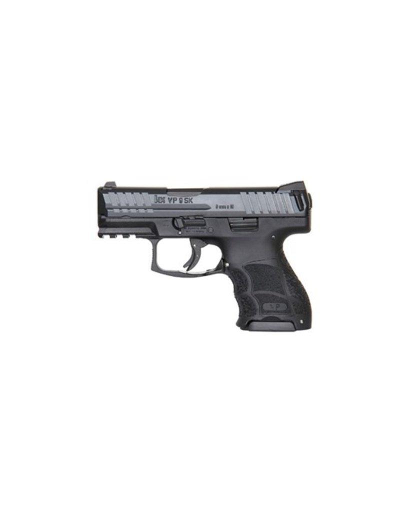 H&K Heckler & Koch VP9SK 9mm Compact 3.4 Inch 2-10rd Mags