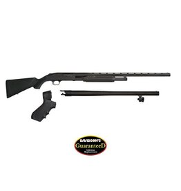 MOSSBERG Mossberg 500 12ga 28 Inch Field F-Mod-IC +18.5 Inch Cylinder Bore Combo Synthetic Stock