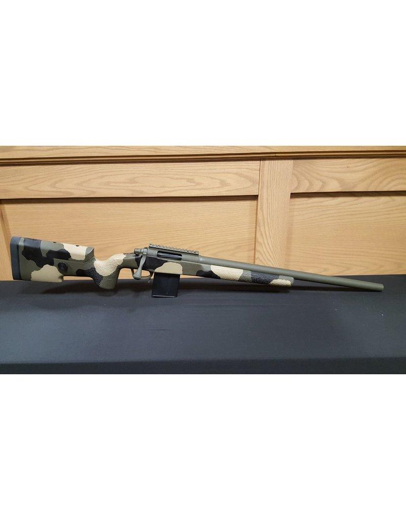 GA Precision GA Precision Crusader .308 WIN Custom Built  Bolt Action Rifle Templar Bolt 2.5lb Timney Trigger Bartlein No 7 23In McMillian Camo