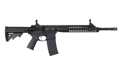 LWRCI LWRCI REPR MKII Rifle 20in Spiral Fluted .308 Black NJ Compliant