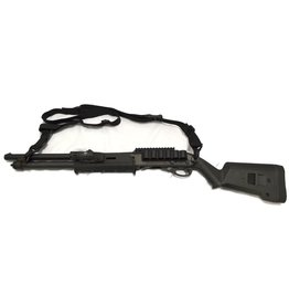RTSP 870 Trumper <br /> Remington 870 Express Tactical 12ga 18&quot; 7rd <br /> Mesa Tactical Side Saddle<br /> Magpul SGA Stock w/ Sling Mount<br /> Magpul M-LOK Forend w/ M-LOK Rail Section<br /> Inforce HSP-W-05-1<br /> Magpul MS3 Gen2 Sling w/ Forward Sling Mount
