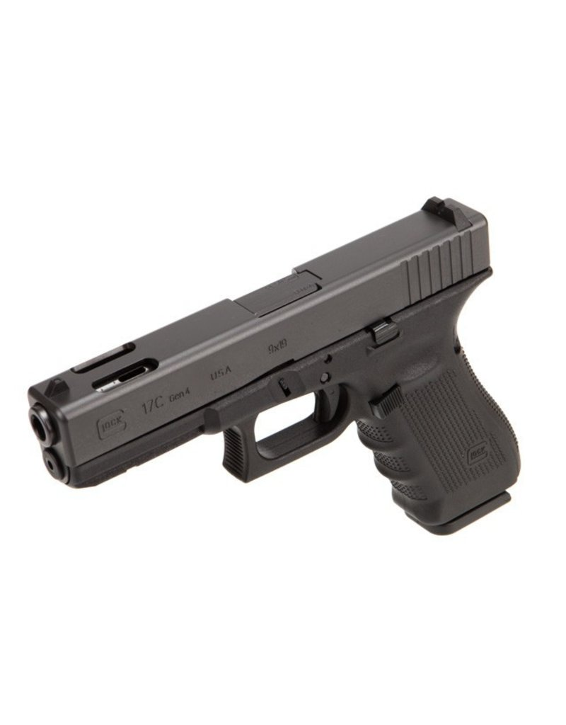 GLOCK Glock 17C Gen4 9mm 4.49 Inch Fixed Sights  3-15rd Alter
