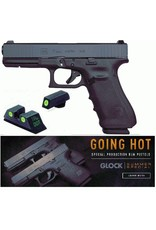 "Glock Glock G17 Gen4 Front Serrated GNS 9mm 4.01"" 3-15rd Alter Blue Label"