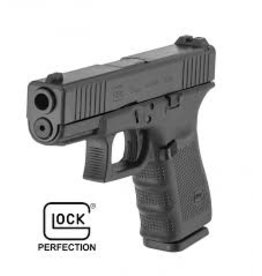 "Glock Glock G19 Gen4 Front Serrated GNS 9mm 4.01"" 3-15rd Alter Blue Label"