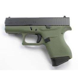 "GLOCK Glock G43 9mm ODG 3.3"" 2-6rd Blue Label Pistol"