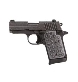 Sigsauer Sig Sauer P238 We The People 380 ACP 2.7 In Distressed Finish SAO 1-7rd
