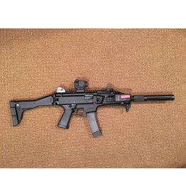 CZ CZ-CZU Scorpion Custom Carbine 9MM w/ Accessories, no case USED