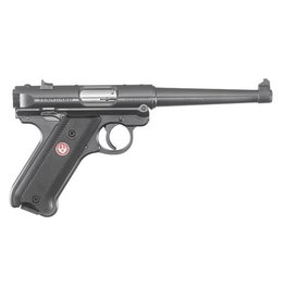 Ruger Ruger MK IV Standard.22LR  6in Tapered Barrel Blued 2-10rd
