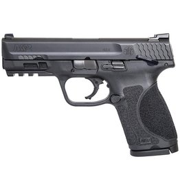 Smith & Wesson Smith & Wesson M&P2.0 Compact 4in Barrel 9mm 2-15rd Stainless Slide Armolite Finish Ambi Thumb Safety