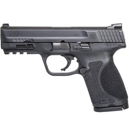 Smith & Wesson Smith & Wesson M&P2.0 Compact 4in Barrel 9mm 2-15rd No Safety Stainless Slide Armolite Finish