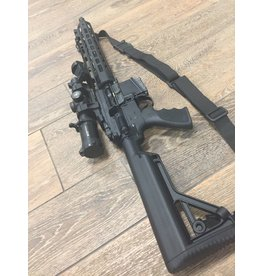 RTSP River Battle Rifle Package<br /> Rock River IRS Standard 5.56<br /> Vortex Strike Eagle 1-8x24<br /> Vortex Razor Offset Red Dot<br /> Magpul B.A.D. Lever<br /> Magpul MS4 Dual QD Sling