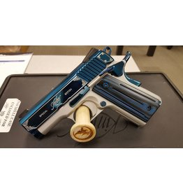 KIMBER Kimber 1911 Sapphire Ultra II Special Edition Blue 9mm 1-8rd Used