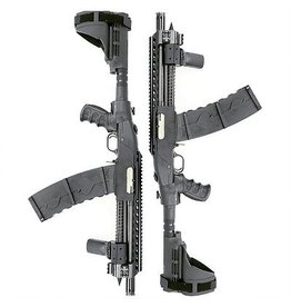 Black Aces Tactical Black Aces Tactical Pro Series DTRS 12Ga Tactical Rail Breacher 10rd Stick Mag Spring Pump Assist