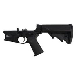 LWRCI LWRC IC Enhanced Complete Lower Receiver Assembly Black  Caliber Multi