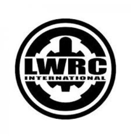 LWRCI LWRC IC Enhanced Complete Lower Receiver Assembly Tungsten Gray Cerakote Caliber Multi