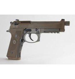 BERETTA Beretta M9A3 9MM FDE 5in Safety Decocker Threaded Barrel 3-Alter
