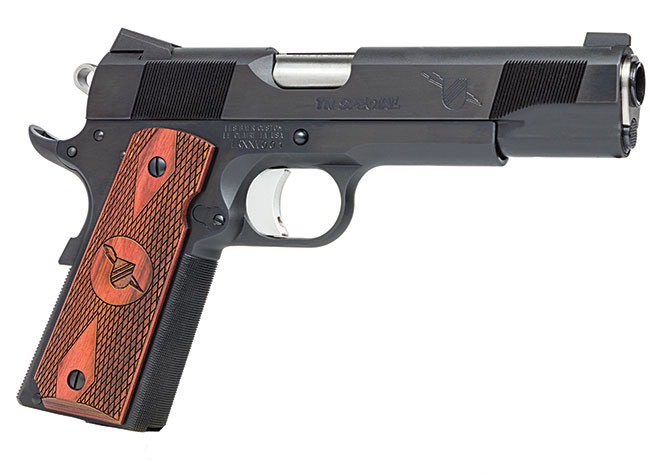 Les Baer Les Baer 1911 Thunder Ranch Special 25th Anniversary 45ACP<br /> #45 of Only 250 Made