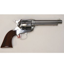 Taylor's & Co Taylor & Co. Uberti Running Iron Stainless 5.5In .357 Mag Hand Tuned Action