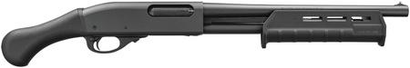 Remington Remington Model 870 Tac-14 20 Gauge 14 Inch Chrome-Lined Barrel Black Oxide Finish Bead Sight Cylinder Bore M-LOK Forend