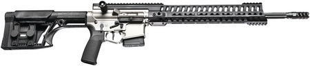 POF POF ReVolt 5.56 Nato 18.5In Staright Pull Bolt Action M-LOK Rail Ambi Bolt Release Magpul Stock And Grip  POF Muzzle Brake 1-10rd