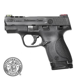 """Smith & Wesson Smith & Wesson M&P Shield PC 9mm 3.1"""" 1-7rd 1-8rd USED W/ BOX"""