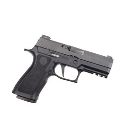 Sigsauer Sig Sauer X-Carry 9mm 3.9In 3-10Rd XRay3 Front Sight w/NS Rear Plate