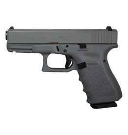 GLOCK Glock G19 Gen4 Cerakote Elite Concrete Finish 4In 9mm 3-15rd USA