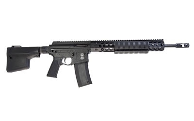 TROY Troy PAR 5.56 Nato 16In Barrel 1:7 Twist Folding Stock Optic Ready Pump Action Sporting Rifle
