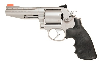 Smith & Wesson Smith & Wesson 686 Performance Center .357 mag 4In Vent Rib Barrel 6rd Unfluted Cylinder