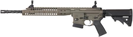 LWRCI LWRC IC-A5 Rifle 5.56mm 16.1 Target Gray Finish Black Magpul MOE Grip 10Rd NJ Compliaint