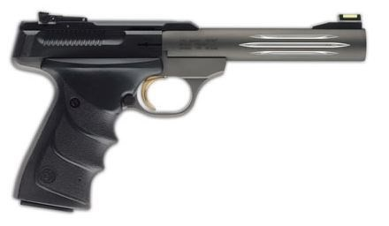 """Browning Browning Buck Mark Lite GRY 5.5"""" 22LR"""