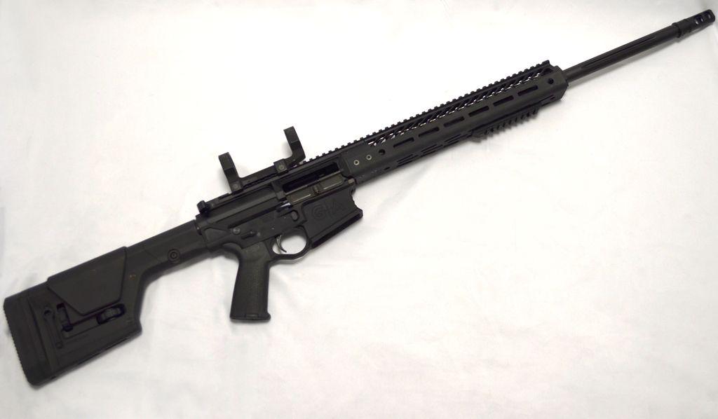 "GA Precision GA Precision GAP-10 G2 - Custom 22"" Seekins Preision Platform - Geissele SSA Trigger - Fluted Barrel - 1-10RD Mag .308"