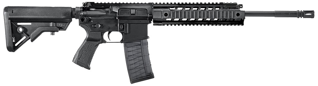 """Sigsauer Sig Sauer SIG516 G2 Patrol Rifle 5.56Nato 16"""" BLK 15/30"""