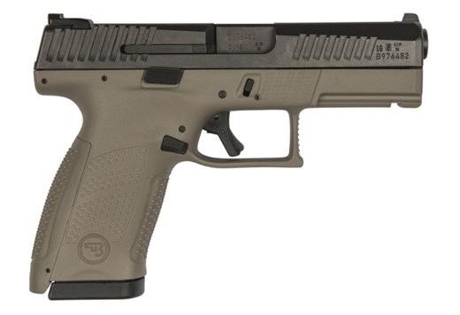 CZ CZ P-10 Compact FDE 9mm 10rd