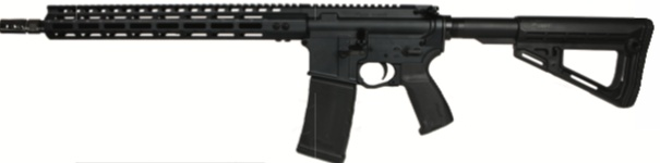 Sigsauer Sig Sauer RM400 5.56 Nato 16In Optic Ready Fixed Stock NJ Compliant 1-10Rd