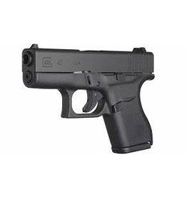 "GLOCK Glock G43 9mm 3.3"" 2-6rd USA Pistol"