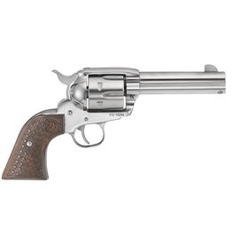 Ruger Ruger Vaquero Fastdraw 357 Magnum 4.58In Short Spur Hammer Stainless