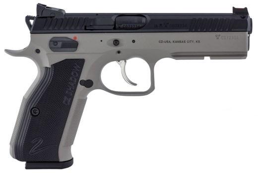 CZ CZ USA 75 Shadow 2 9mm Grey 3-10rd Alter