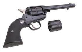 "Ruger Ruger Single Six 22LR with additional 22MAG Cylinder 5.5"" BL FS PREVIOUS RENTAL"