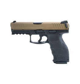H&K H&K VP9 9mm 4.1In Brown Cerakote Slide 10rd