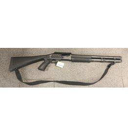 "Remington Remington 870 Express Tactical 12ga 18.5"" Ghost Ring 5+2rd USED"