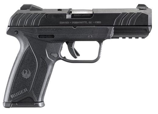 Ruger Ruger Security 9 9mm 4In 2-10rd