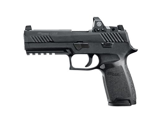 Sigsauer Sig Sauer P320 RX 9mm 4.7In Siglite Night Sights 10rd