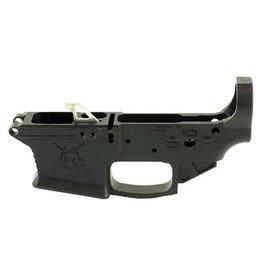 KE Arms KE Arms Billet Lower Stipped 9mm Black Takes Glock Mags