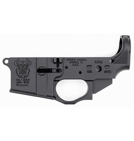 Spike's Tactical Spike's Tactical Viking Stripped Lower 223 Rem/556NATO Black Non-Color